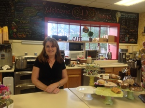 Click here for our audio slideshow, featuring Dolce Delight owner, Maria Cacciotti Salino!